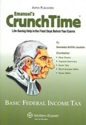 Basic Federal Income Tax 0 9780735562967 0735562962