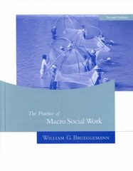 The Practice Of Macro Social Work (Revised) 2nd edition 9780534573263 0534573266