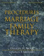 Procedures in Marriage and Family Therapy 4th edition 9780205488704 0205488706