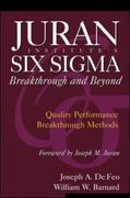 Juran Institute's Six Sigma Breakthrough and Beyond 1st edition 9780071422277 0071422277