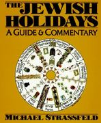 Jewish Holidays 1st Edition 9780062720085 0062720082