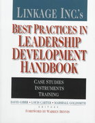 Linkage Inc.'s Best Practices in Leadership Development Handbook 1st edition 9780787952372 0787952370