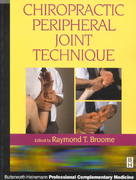 Chiropractic Peripheral Joint Technique 1st edition 9780750632898 0750632895