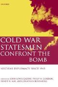 Cold War Statesmen Confront the Bomb 0 9780198294689 0198294689