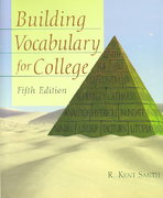 Building Vocabulary for College 5th edition 9780618123483 0618123482