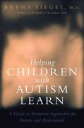 Helping Children with Autism Learn 0 9780195138115 0195138112