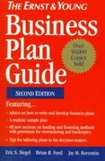 The Ernst & Young Business Plan Guide 2nd edition 9780471578260 0471578266