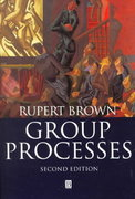 Group Processes 2nd Edition 9780631184966 0631184961