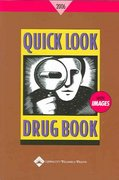 Quick Look Drug Book 2006 0 9780781762526 0781762529