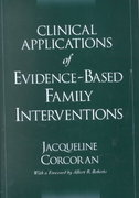 Clinical Applications of Evidence-Based Family Interventions 1st Edition 9780195149524 0195149521