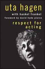 Respect for Acting 2nd edition 9780470228487 0470228482