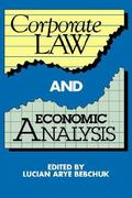 Corporate Law and Economic Analysis 0 9780521360548 0521360544