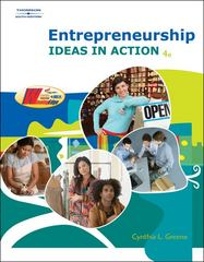 Entrepreneurship 4th edition 9780538446266 0538446269