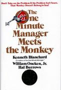 The One Minute Manager Meets the Monkey 0 9780688067670 0688067670