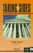 Taking Sides 9th edition 9780072371390 0072371390