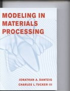 Modeling in Materials Processing 1st Edition 9780521779234 0521779235