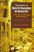 Recognition of Health Hazards in Industry 2nd Edition 9780471577164 0471577162