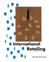 International Retailing 2nd Edition 9781563674907 1563674904
