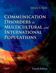 Communication Disorders in Multicultural and International Populations 4th Edition 9780323066990 0323066992