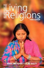 Anthology of Living Religions 3rd Edition 9780205246809 020524680X
