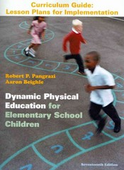 Dynamic Physical Education Curriculum Guide 17th Edition 9780321793553 0321793552