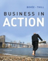 Business in Action 6th edition 9780132828789 0132828782