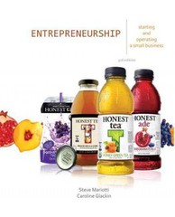 Entrepreneurship 3rd Edition 9780132784085 0132784084