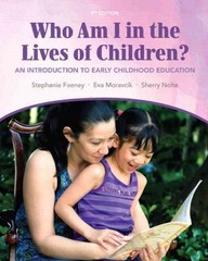 Who Am I in the Lives of Children 9th Edition 9780132657044 013265704X