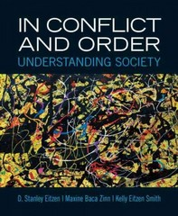 In Conflict and Order 13th edition 9780205854417 0205854419