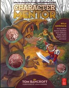 Character Mentor 1st Edition 9780240820712 0240820711
