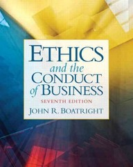 Ethics and the Conduct of Business 7th Edition 9780205053131 0205053130