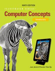 Computer Concepts 9th Edition 9781133626169 1133626165