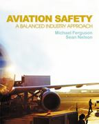 Aviation Safety 1st Edition 9781435488236 1435488237