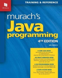 Murach's Java Programming 4th edition 9781890774653 1890774650