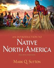 An Introduction to Native North America 4th edition 9780205121564 020512156X