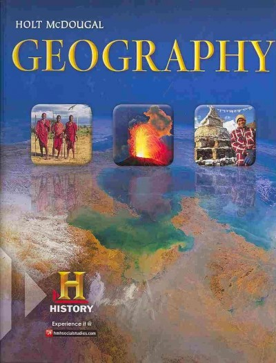Geography 1st Edition 9780547491103 0547491107