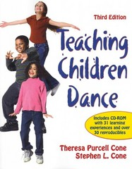 Teaching Children Dance 3rd Edition 9781450402538 1450402534