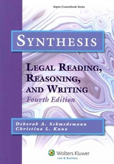 Synthesis 4th Edition 9781454808657 1454808659