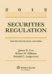 Securities Regulation 0 9781454811046 1454811048