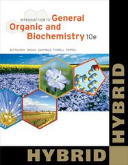 Introduction to General, Organic and Biochemistry, Hybrid (with OWL YouBook 24-Months Printed Access Card) 10th edition 9781133109822 1133109829
