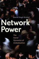 Network Power 1st edition 9780300112405 0300112408