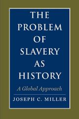 The Problem of Slavery as History 1st Edition 9780300178067 0300178069