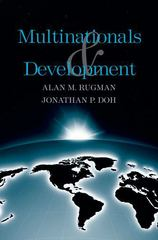 Multinationals and Development 0 9780300115611 030011561X
