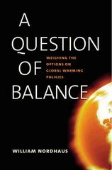 A Question of Balance 0 9780300137484 0300137486