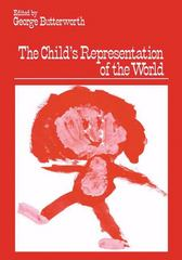 The Child's Representation of the World 0 9780306310256 0306310252