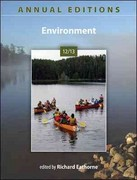 Annual Editions: Environment 12/13 31th Edition 9780073515618 0073515612