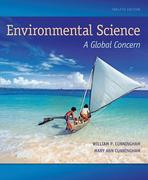 Connect 1-Semester Access Card for Environmental Science 12th edition 9780077518264 0077518268