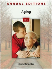 Annual Editions: Aging 12/13 25th edition 9780078051203 0078051207