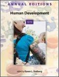 Annual Editions Human Development