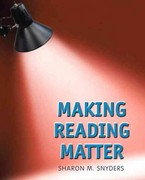 Making Reading Matter 1st Edition 9780132423410 0132423413